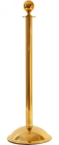Classic Brass Stanchion