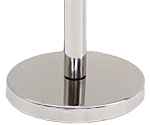 Flat Stanchion Base