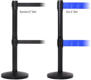 Stanchions that are ADA Compliant