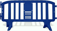 Plastic Crowd Control Event Barriers